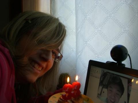 Happy Birthday,Hideo!!