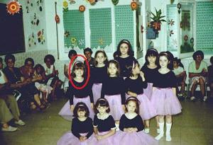 Clase de Ballet (1982)