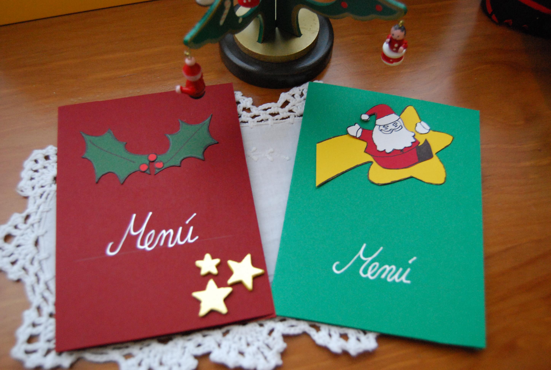 Feliz navidad bon nadal nihon mon - Hacer una tarjeta navidena ...