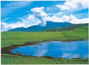 kumamoto monte Aso