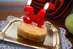 Cumpleaños Hideo