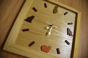 Reloj: resultado final