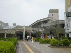 Shin- Yurigaoka station