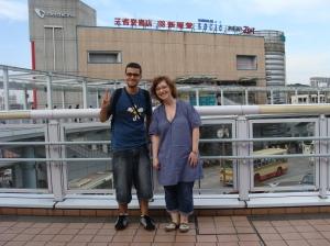 Con Marc (Todo sobre Japón)