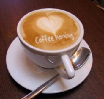 Café del lunes por los dos Pedros...ataros los machos...jajaja