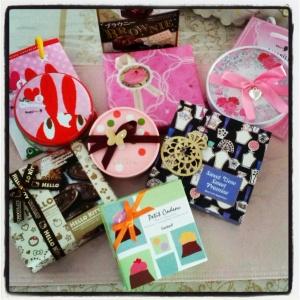 Chcolates de San Valentín 2013