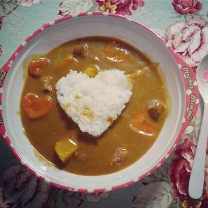 Corazón de curry
