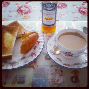 Desayuno de casa