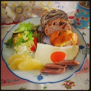 Desayuno de mi suegra