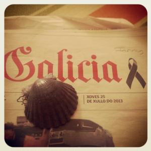 Día de luto en Galicia
