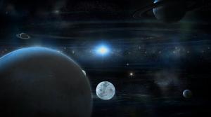 Luna en el Cosmos