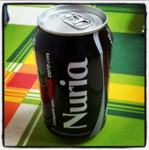 Coca Cola Nuria
