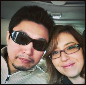 Hideo y Nuria 2013