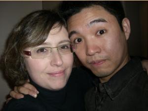 Hideo y Nuria Noviembre 2006