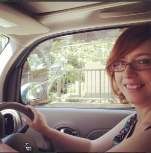Mamá conductora